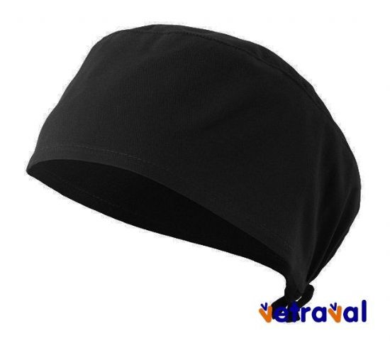 Gorro sanitario color negro for Sanitarios negros