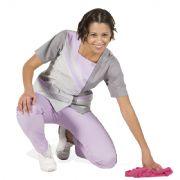 Uniformes de limpieza uniforme camarera de pisos for Trabajo de camarera de pisos