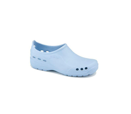 Zapato Flotante Shoes Celeste