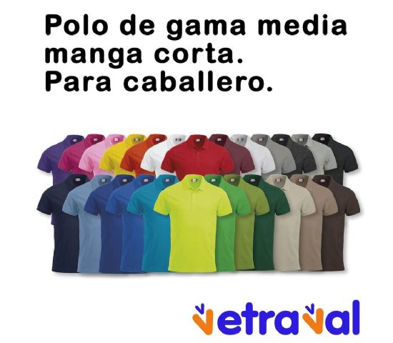 Polo LINCOLN de manga corta
