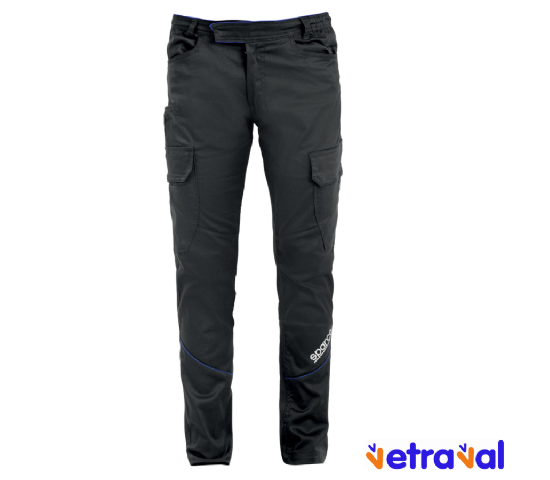 Pantalón Sparco Boston Gris