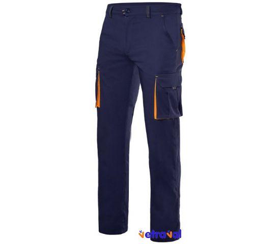 Pantalon De Trabajo Elastico Velilla 103008s